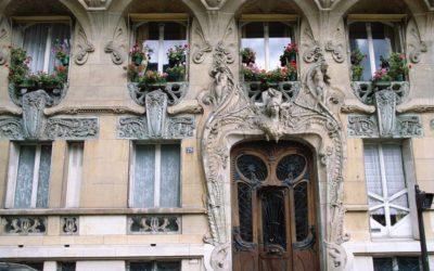 Parigi e l' Art Nouveau