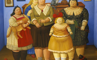 Fernando Botero. A Roma la grande retrospettiva dedicata al pittore e scultore
