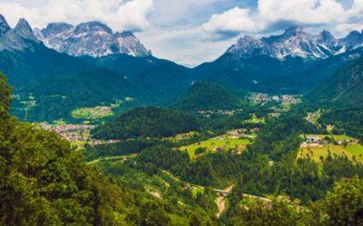 Il suono delle Dolomiti