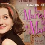 "Sul set di ""The Marvelous Mrs Maisel"""