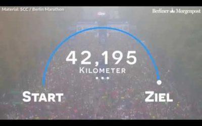 I segreti di Matilde in corsa alla 44^ Maratona di Berlino