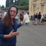 Roma segreta dal buco della serratura