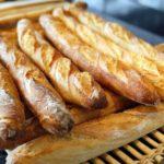 La baguette………pane quotidiano per milioni di  Francesi