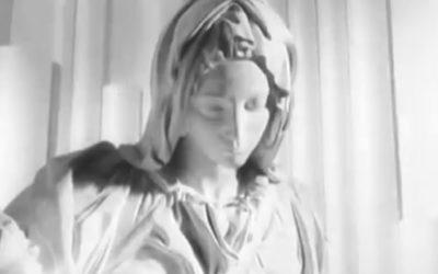 Il tesoro di San Pietro – La pietà di michelangelo