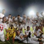 """La presenza eccezionale dei """"leopardi"""" adolescenti iraniani nei Mondiali d'India."""