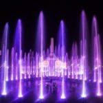 Vigan's Dancing Fountain