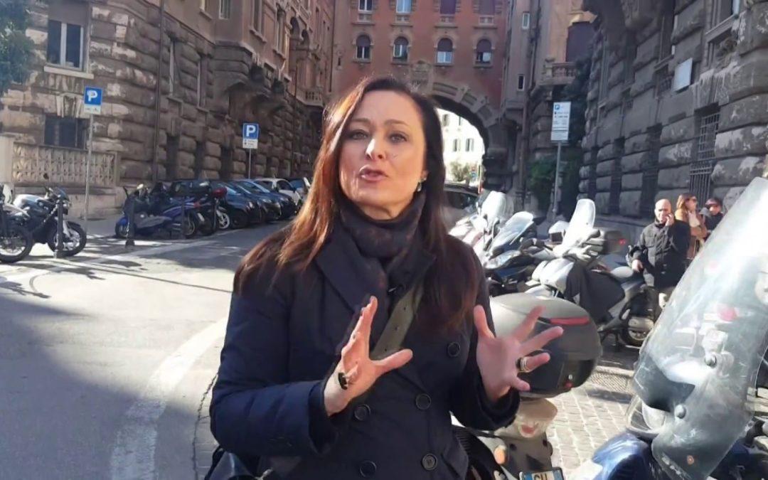 CON MATILDE TRA I MISTERI DEL QUARTIERE COPPEDE' DI ROMA