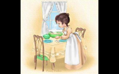 Il galateo di Matilde. La minestra.