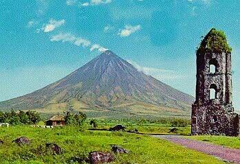 Mayon Volcano, Albay Philippines