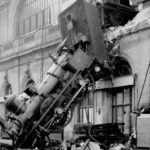 Parigi: mitico incidente ferroviario