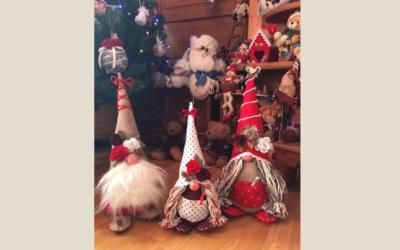 La mia collezione di Babbi Natale