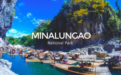 Minalungao National Park, Nueva Ecija Philippines