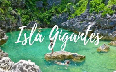 Islas de Islas de Gigantes, Philippines