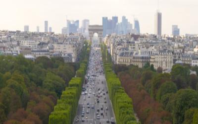 Parigi città di campagna