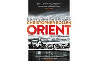 CHRISTOPHER BOLLEN – ORIENT