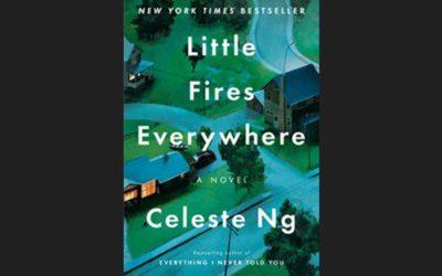 CELESTE NG – LITTLE FIRES EVERYWHERE