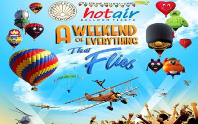 Philippine International Hot Air Baloon Fiesta