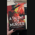ANDREW WILSON – A TALENT FOR MURDER