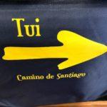 Len al Camino de Santiago