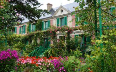 La casa di Monet a Giverny