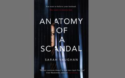 SARAH VAUGHAN – ANATOMY OF A SCANDAL