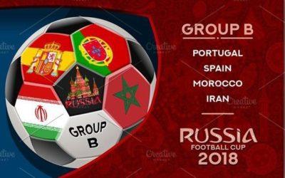 Mondiali 2018, Iran- 1, Marocco- 0