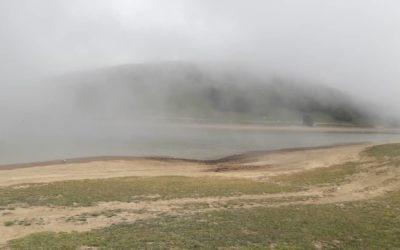 Un giro sul gommone. Lago Soha