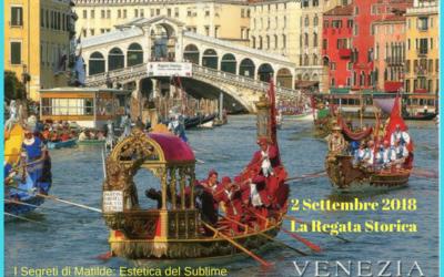 Venezia e il sublime: La Regata Storica.