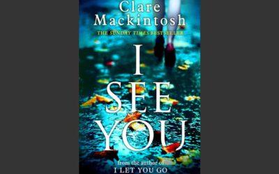 CLARE MACKINTOSH – I SEE YOU