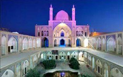 La Moschea di Aqa Bozorg a Kashan