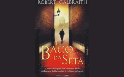ROBERT GALBRAITH – THE SILKWORM