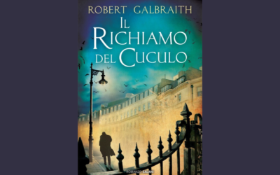 ROBERT GALBRAITH – THE CUCKOO'S CALLING