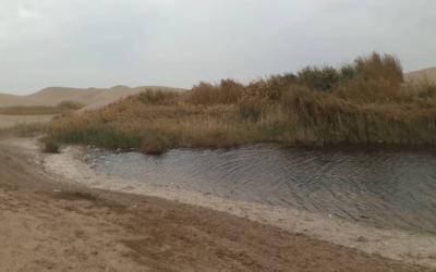 Deserto unico nel cuore d'Iran