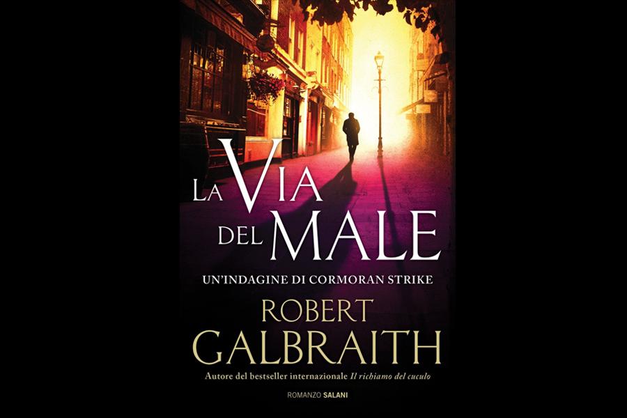 ROBERTH GALBRAITH – CAREER OF EVIL