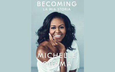 MICHELLE OBAMA – BECOMING