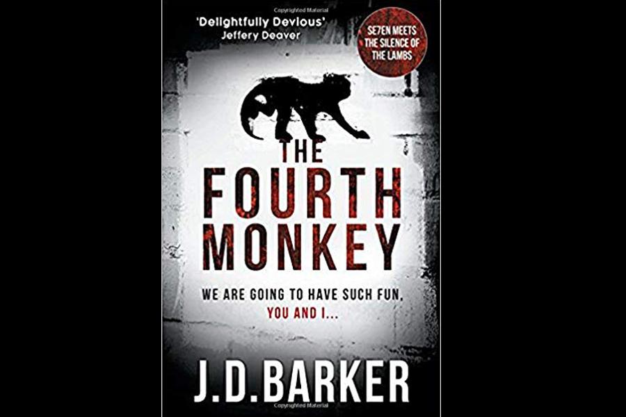 J.D. BARKER – THE FOURTH MONKEY