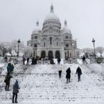 Parigi cambia colore…si veste di BIANCO