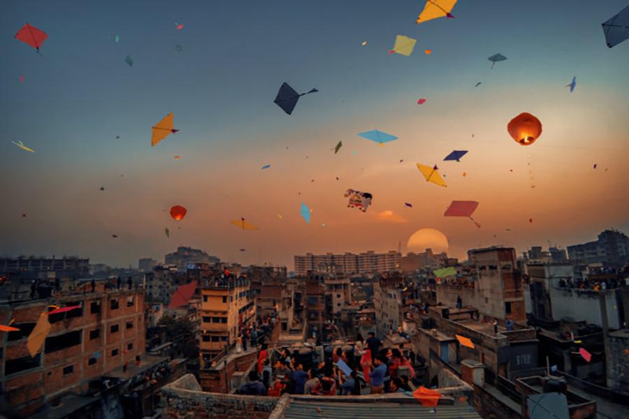 Shakrain  Il Festival degli Aquiloni