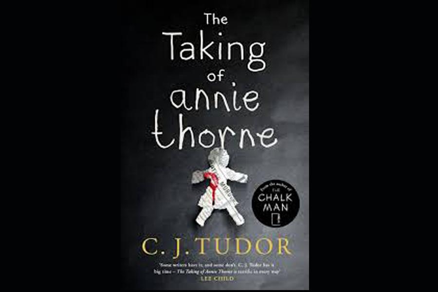 C. J. TUDOR – THE TAKING OF ANNIE THORNE