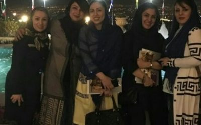 Le donne iraniane…