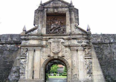 Manila-Filippine-Fort-Santiago