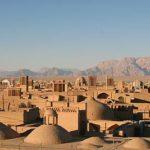 Yazd: La città storica è stata registrata tra i patrimoni dell'UNESCO.
