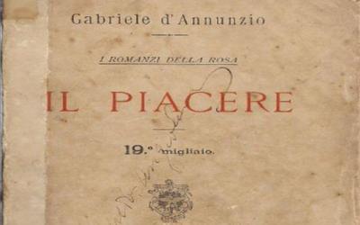 """""""Il piacere"""" a palazzo zuccari"""
