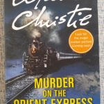 AGATHA CHRISTIE – MURDER ON THE ORIENT EXPRESS