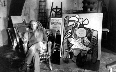 """Parigi, dove Picasso ha dipinto """"Guernica"""""""