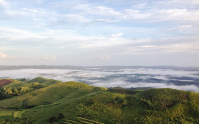 Bohol's Sea of Clouds, Philippines