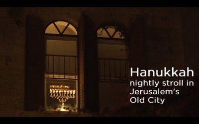 Hannukah, la festa delle luci