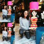 """Make your own lamp"""", la lampada ritratto"""