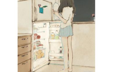 L'insolito freezer di casa
