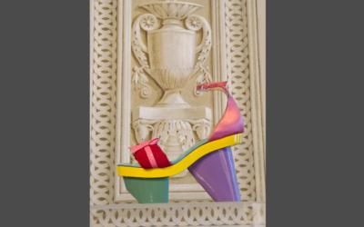 """""""In punta di scarpe""""  Museo della calzatura a Villa Foscarini Rossi"""
